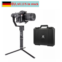 (can ship from Germany) Zhiyun Crane v2 3 Axis Handheld Stabilizer Gimbal for Nikon Canon Sony Camera w/ Mini Tripod w/ bag