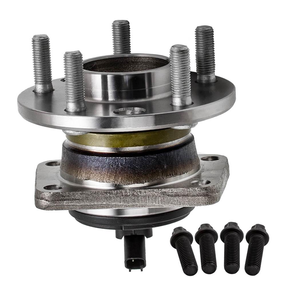 Pour Ford Mondeo MK III 00-07 pour Jaguar x-type Kit de roulement de roue arrière moyeu assemblage 1124904 1138449 1146689 1332888 1383427
