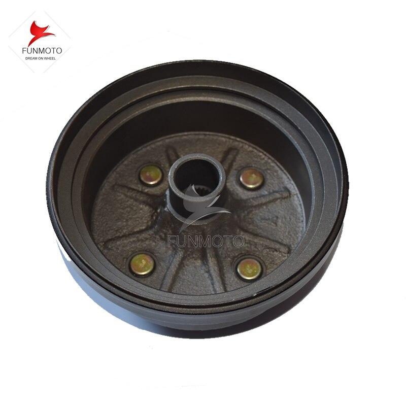 cilindro de gas cobertura do freio 27 dentes afiados 03