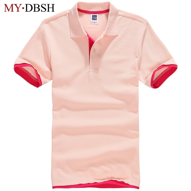 06e77e21 New style free shipping summer female casual solid color polo shirt women  brand slim solid short