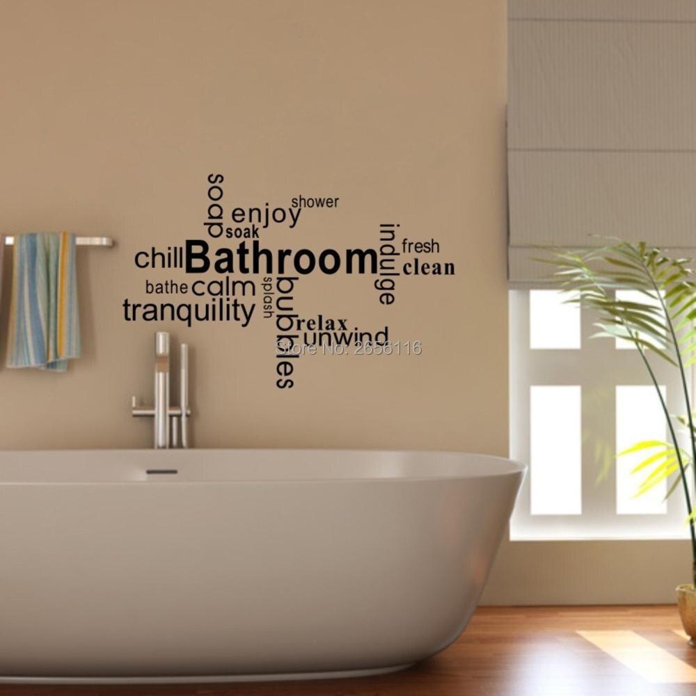 Bathroom Design Quotes online buy wholesale bath wall quotes from china bath wall quotes