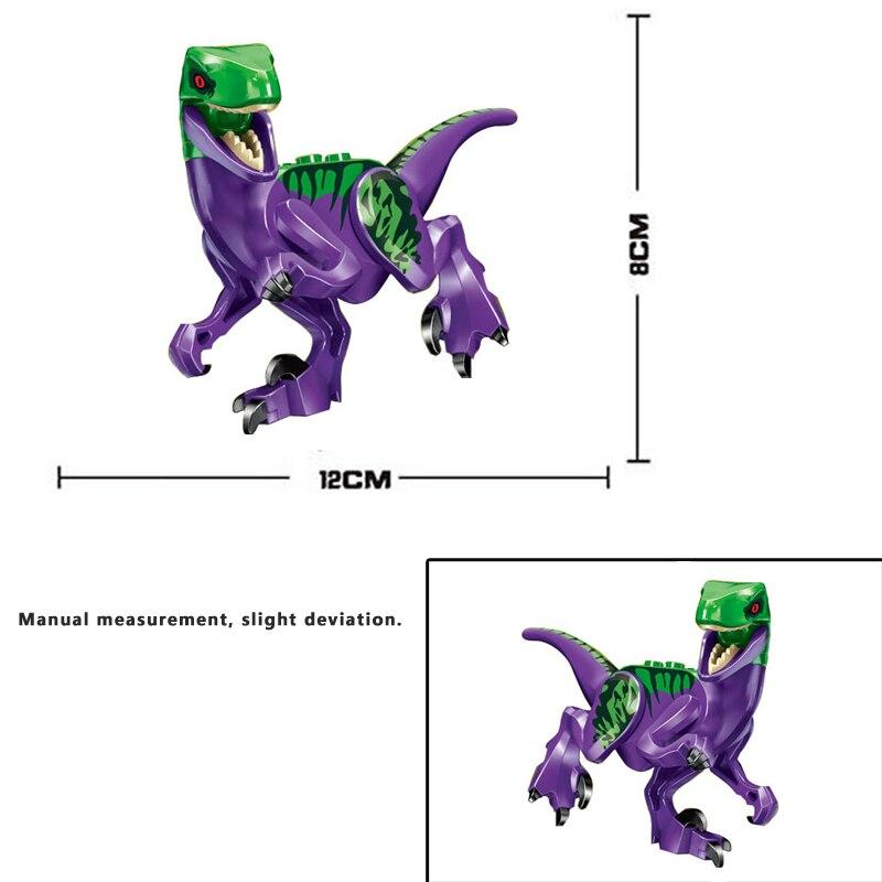 Building block dinosaur toy_21