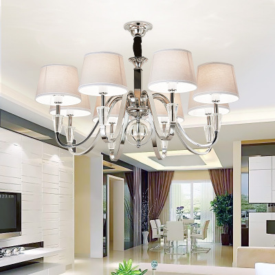 Modern Lustre Crystal Led Wall Lamp Chrome Metal Bedroom Led Wall Lights Fixtures Dining Room Wall Light Foyer Led Wall Sconce