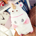 40CM Hot Sale Despicable Me  Stuffed Toys  Fluffy Unicorn Plush Pillow Toy Doll cute Fluffy High Quality P020