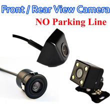 Car Rear View Parking Camera 170 Degree No Parking Line HD CCD  Waterproof Night Vision Reverse Camera