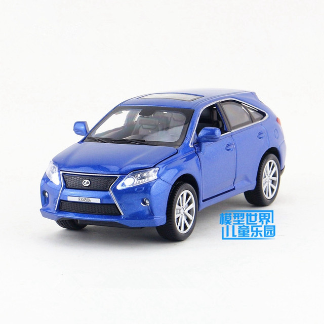 Free Shipping/Diecast Toy Model/1:32 Scale/Lexus RX450h SUV Sport