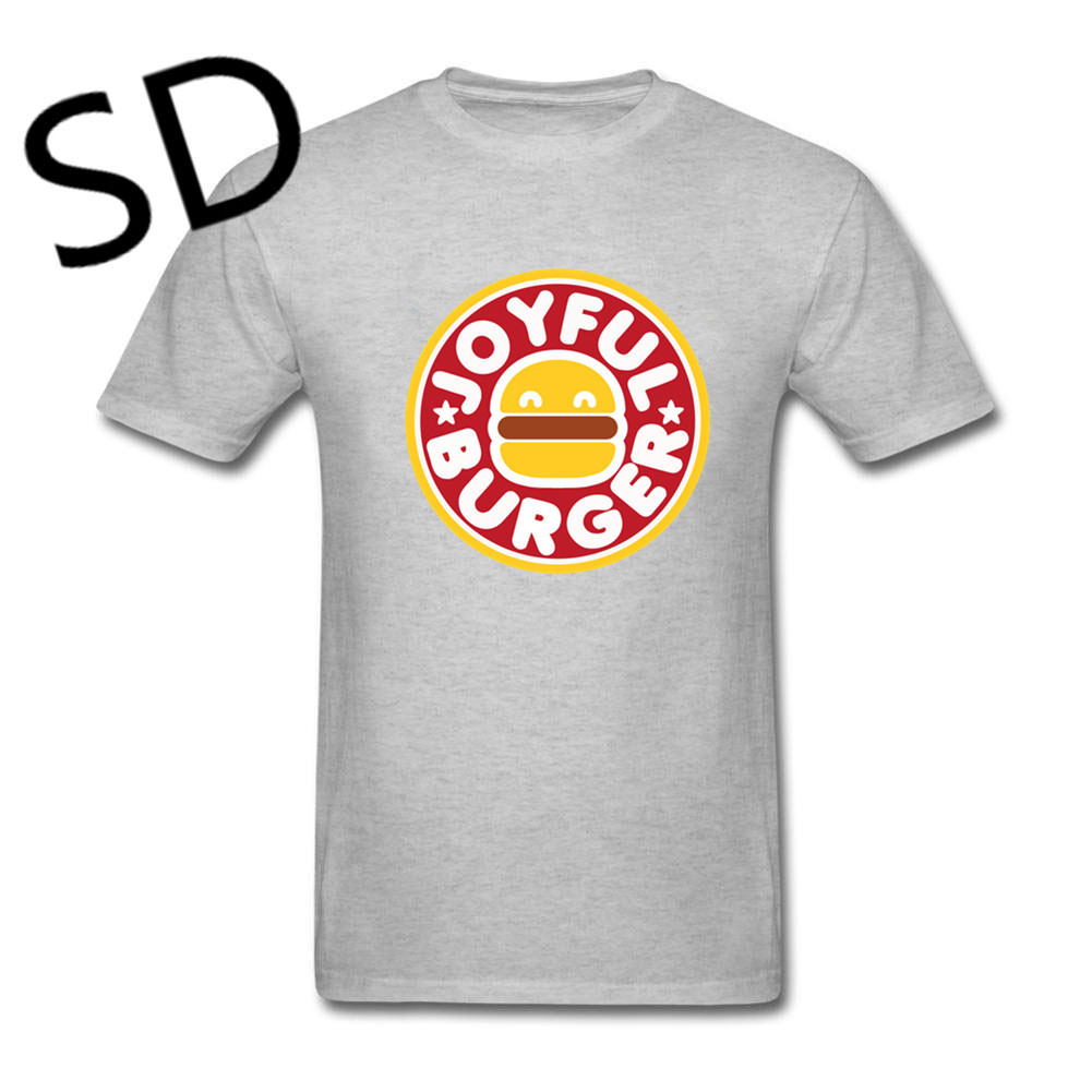 9208c6eae1 Dropshipping Joyful Burger T Shirt Men The Amazing World Of Gumball Men T  Shirt camisa masculina Summer Top 2018 Oversized Tee-in T-Shirts from Men s  ...