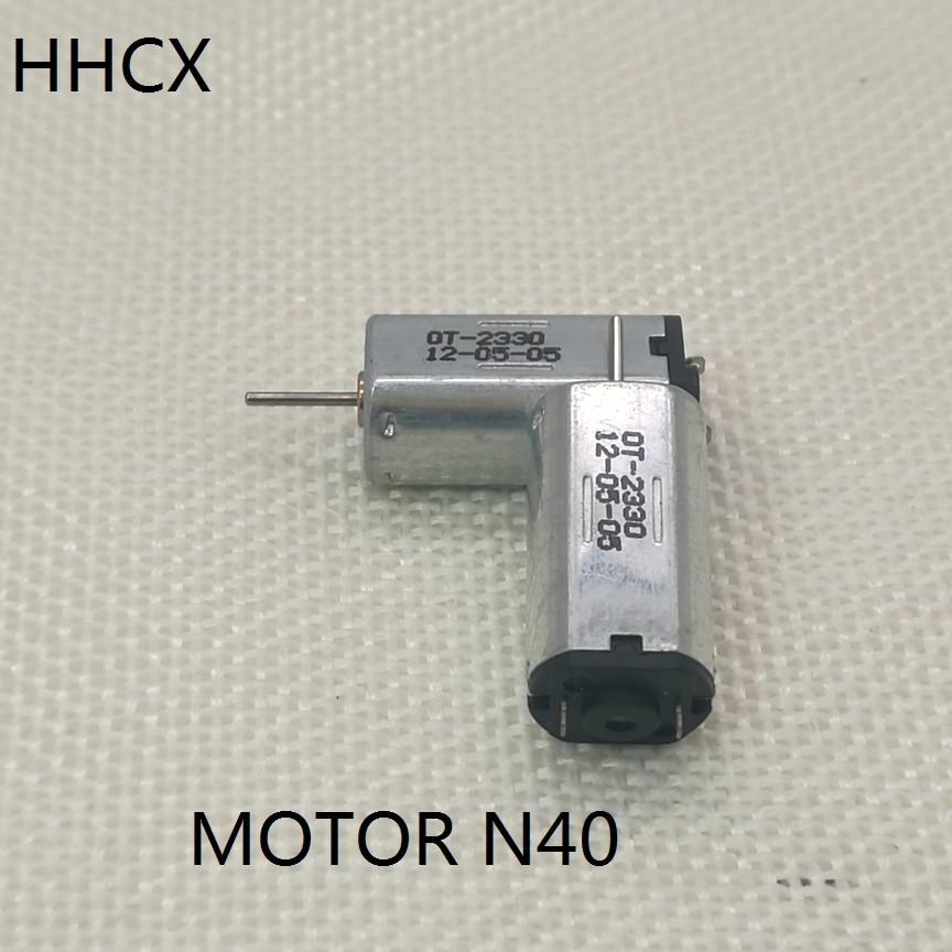 1 шт., высокоскоростной микро-двигатель постоянного тока N40, модель N40, мотор 27000 В постоянного тока, об/мин