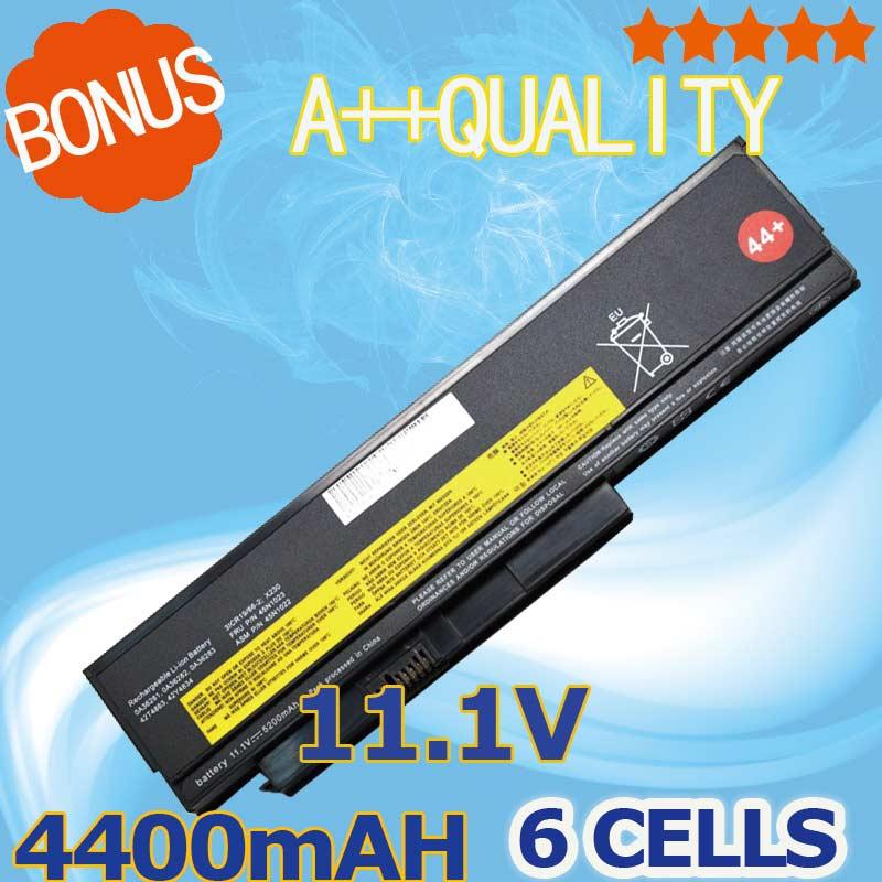 4400 мАч Аккумулятор для <font><b>Lenovo</b></font> ThinkPad <font><b>X230</b></font> 42T4901 42T4902 42Y4940 42Y4868 42T4873 42Y4874 42T4863 42Y4864