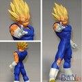 NUEVA caliente 13 cm Dragon Ball Dragon Ball Z Super Saiyan vegeta 3 figura de Acción juguetes muñeca de colección de regalo de Navidad