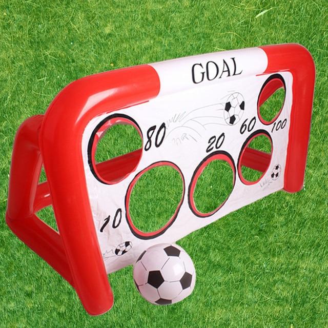 Aliexpress Com Buy G319 Soccer Shooting Custom: Aliexpress.com : Buy Inflatable Football Gate Inflated