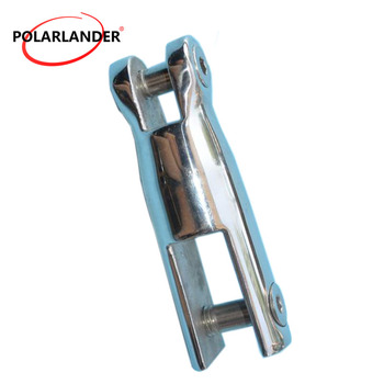 Anchor Link One Anchor Connector Stainless Steel Speedboat Ship Yacht 6-8 Accessories Fishing Boat