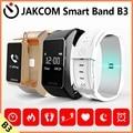 Jakcom B3 Banda Inteligente Novo Produto De Pulseiras Como Monitor de Ritmo relógio da frequência cardíaca e da pressão arterial cardiaco mi banda de fitness 2