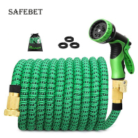 Garden hose expandable bonsai gardening water garden potted water drip magic rubber elastic orchard garden for car wash suit