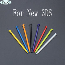 YuXi Multi-Color Touch Screen Caneta Stylus Touchpen Portátil Pen Lápis de Plástico Set para Nova Nintendo 3DS(China)