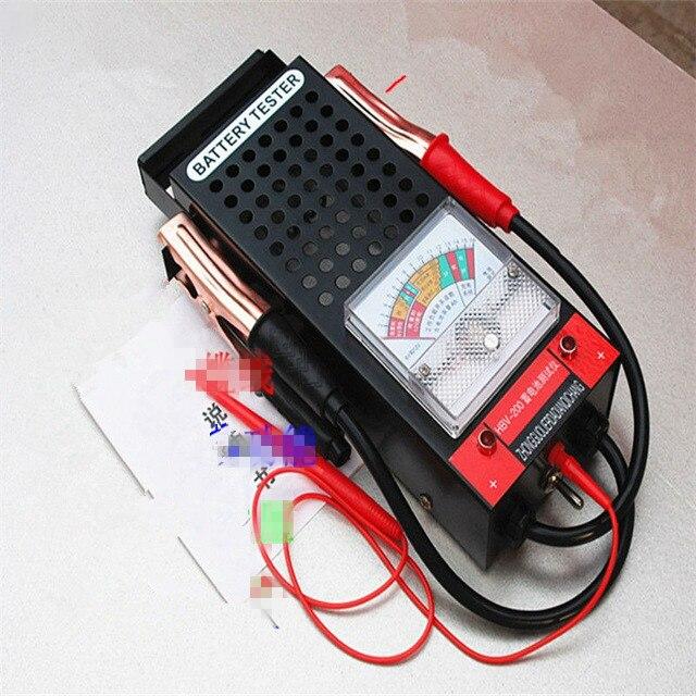 Battery Tester Car Battery Meter Voltage Meter Voltmeter 12v Test