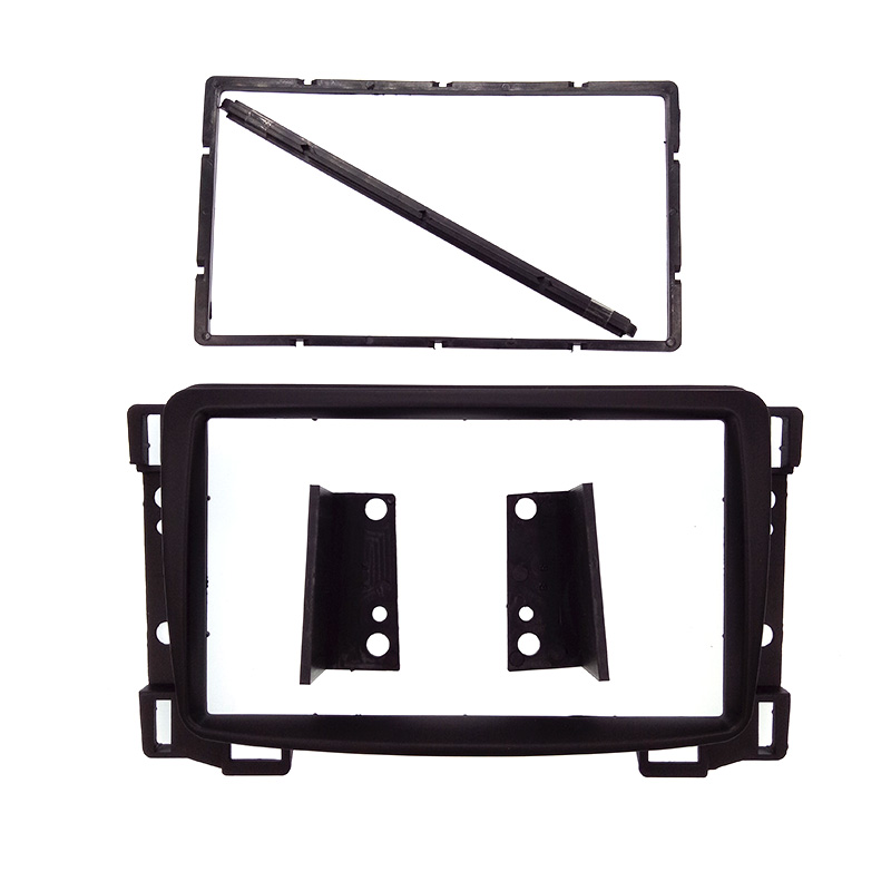 ITYAGUY For Chevrolet Sail Radio DVD Stereo Panel Double 2 Din Fascia Dash Mount Install Trim Kit Refit Frame