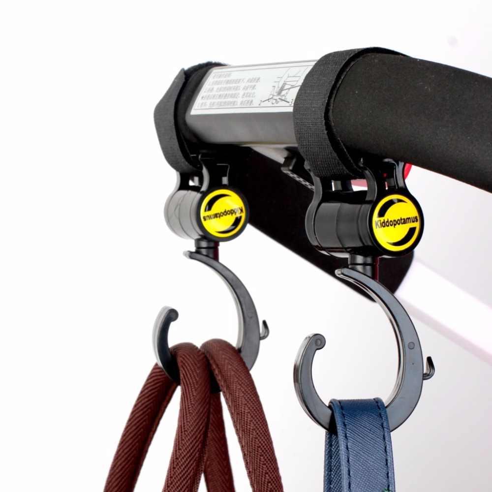2 sztuk/zestaw akcesoria dla wózków dziecięcych hak wysokiej jakości dla Babyzenes Yoyo Yoya YuYu Baby time Yoyacare i. uwierz w poręcz Babycare