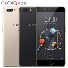 Original Nubia M2 Cell Phone Snapdragon 625 Octa Core 4GB RAM 64/128GB ROM 5.5″ Screen 13MP Dual Camera 3630mAh 4G Smartphone