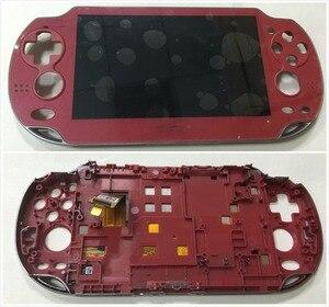 Image 2 - Pantalla Lcd 100% para Playstation PS Vita PSV 1000 1001, digitalizador táctil, Marco, 4 colores, novedad, envío gratis