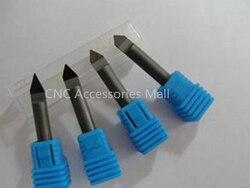 1 pc D6mm * L40 do kamienia  polikrystaliczne narzędzia diamentowe  marmur/grawerowanie w granicie bity