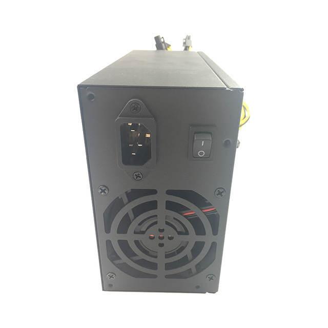 T F SKYWINDINTL 1600W APW3 PSU Mining Power Supply Antminer D3 S9 L3 Asic  S9 PC Computer Power Supply Ethereum Coin Bitcoin