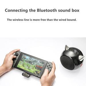 Image 5 - ALLOYSEED receptor de auriculares inalámbrico por Bluetooth adaptador de transmisor de Audio tipo C para Nintendo Switch