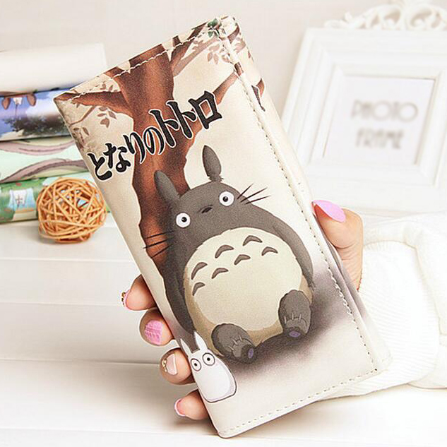 Lady Purses Fashion Women Wallets Brand Handbags Coin Purse Animal Prints Cute Cat Long Clutch Wallet Cards ID Holder Burse Bags