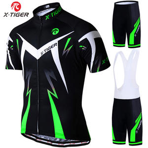 X-Tiger Mountain Bike Clothing Men Cycling Set MTB Bicycle Clothes 0f6104fdb