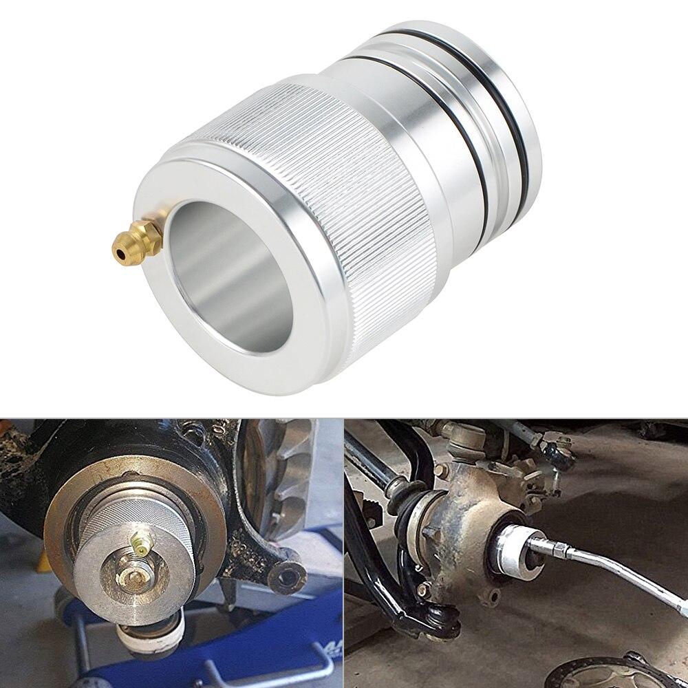 NICECNC 44mm Wheel Bearing Grease Tool Bearing Greaser For Polaris  Scrambler Sportsman Forest 850 RZR 900 1000 800 570 Turbo