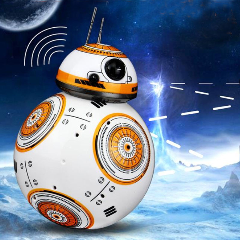 RC Robots Գնդակներ խաղալիքների BB-8 - Խաղային արձանիկներ - Լուսանկար 3