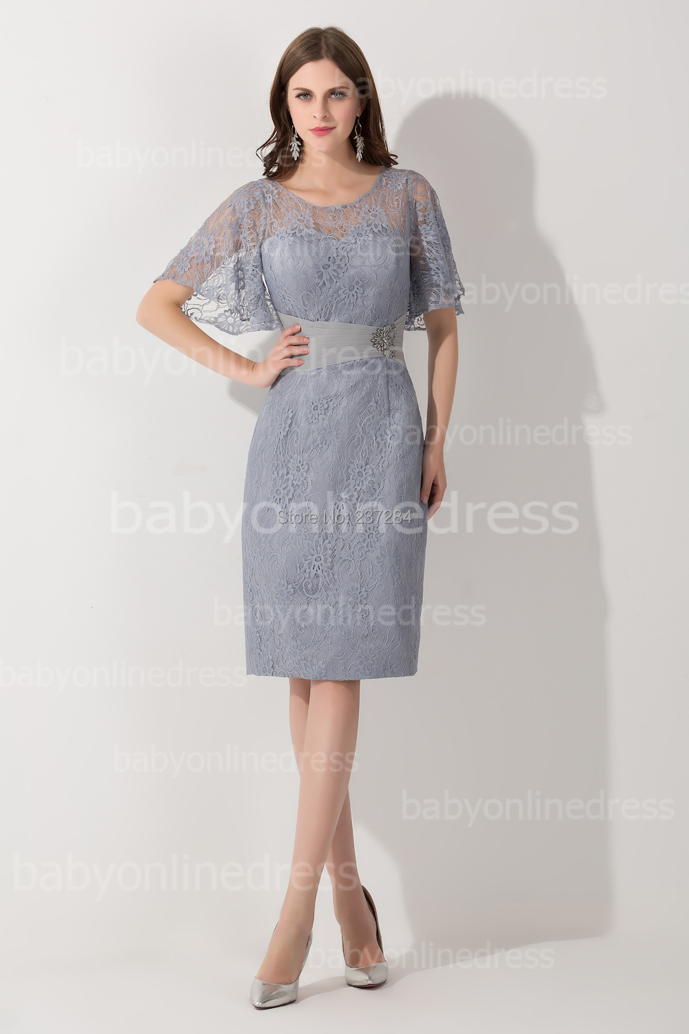 Mother Of The Bride Grey Dresses Photo Album - Kcraft