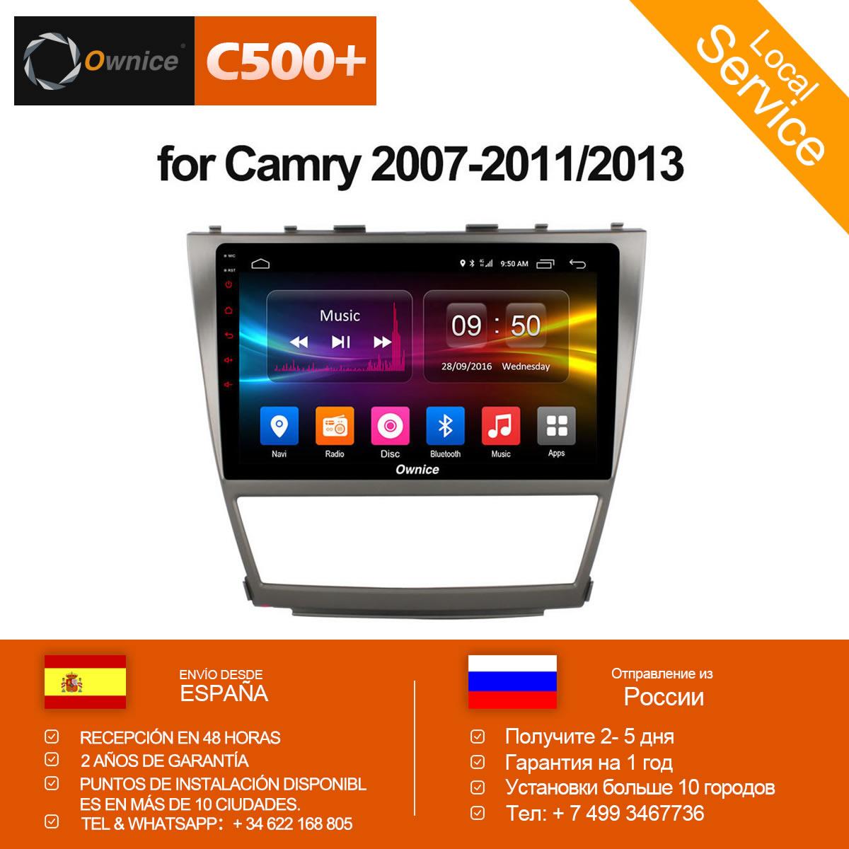 Ownice C500 + G10 10,1