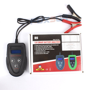 Image 4 - Car Battery Tester Multi language 12V 1100CCA Battery System Detect Automotive Car Bad Cell Battery Diagnostic Tool