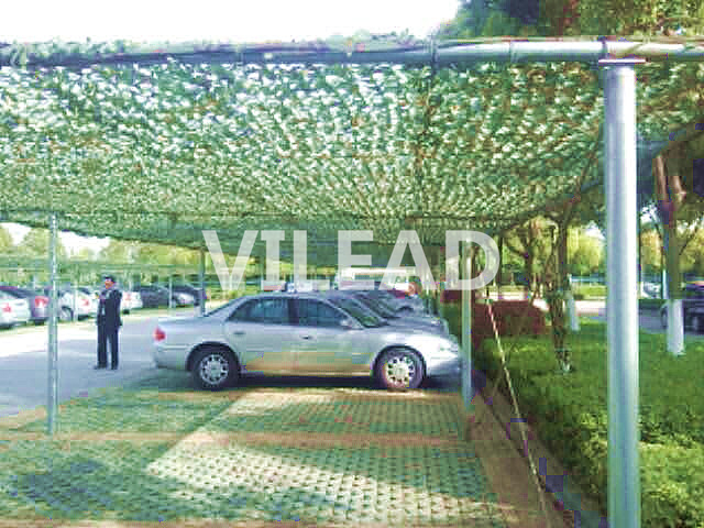 VILEAD 2x4M Hunting Military Camouflage Nets Woodland Army Camo Netting  Camping Sun Shelter Tent Shade Net Car Awning Shelter