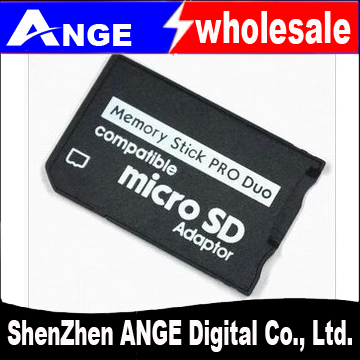 50pcs lot Mini Micro SD Card Adapter to MS Card MS Pro Duo Adapter TF Card