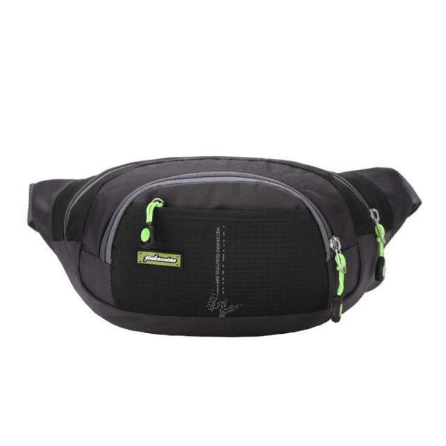 d5aa35e64abc Запуск Бум сумка для путешествий Handy Пеший Туризм спортивный поясная Сумка  пояс чехол на молнии Dec07