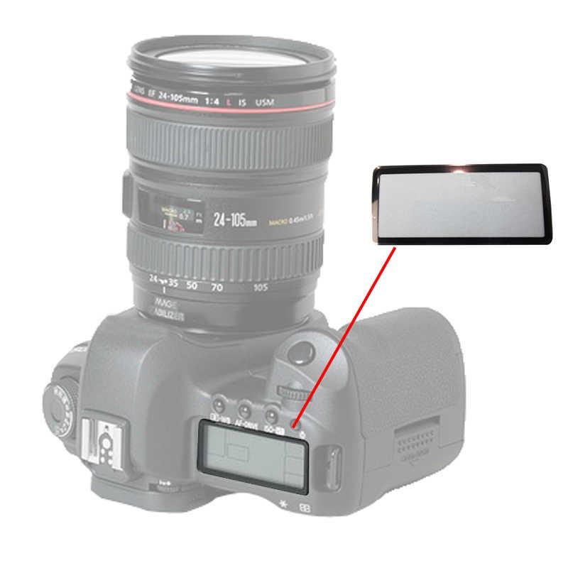 Vai Nhỏ Externe Vitre Kính Bên Ngoài Màn Hình Sửa Chữa Một Phần Cho Canon 5D 5D2 5D3 5D4 5Dsr 6D 6D2 7D 7D2 60D 70D 80D 760D