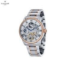 Наручные часы Earnshaw ES-8006-33 мужские механические с автоподзаводом на биколорном браслете