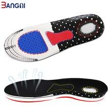 Купить с кэшбэком 3ANGNI  Orthotic Orthopedic Arch Support Flat Feet  Sport Basketball Gel  Insert Cushion pronation for Men Women Shoes Insoles