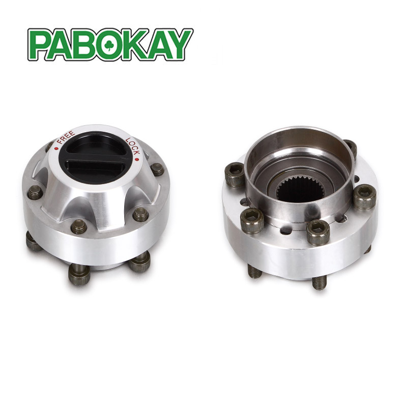 2 Pieces x FOR NISSAN Safari GQ Y60 (automatic)  FREE WHEEL Locking hubs B043 40250-01J0A 4025001J0A free wheel hub for nissan safari gq y60 all b016
