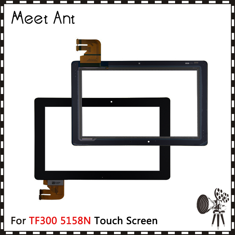 For Asus Transformer Pad TF300 TF300T TF300TG TF300TL 5158N FPC-1 Touch Screen Digitizer Sensor Front Outer Glass Lens Panel new 10 1 inch for asus transformer pad tf300 tf300t tf330tg digitizer touch screen 5158n fpc 1