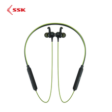 цена на SSK Magnetic Wireless Bluetooth 4.1 Earphone Sports Earphone Headset Waterproof with Microphone for Mobile Phones Music