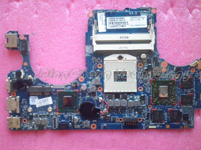 SHELI laptop Motherboard For hp ENVY15 679814-001 Notebook HM76 7750M/1G non-integrated Free shipping nokotion sps 679814 001 for hp envy 15 3200 motherboard series notebook pc system board hm76 ati hd7750m graphics ddr3