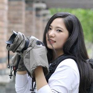 Image 1 - حقيبة جديدة للكاميرا غطاء واق من المطر حقيبة سفر DSLR حقيبة كاميرا لنيكون كانون سوني فوجي بنتاكس أوليمبوس لايكا