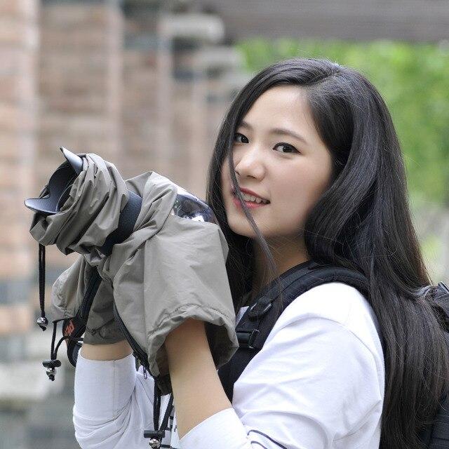 حقيبة جديدة للكاميرا غطاء واق من المطر حقيبة سفر DSLR حقيبة كاميرا لنيكون كانون سوني فوجي بنتاكس أوليمبوس لايكا