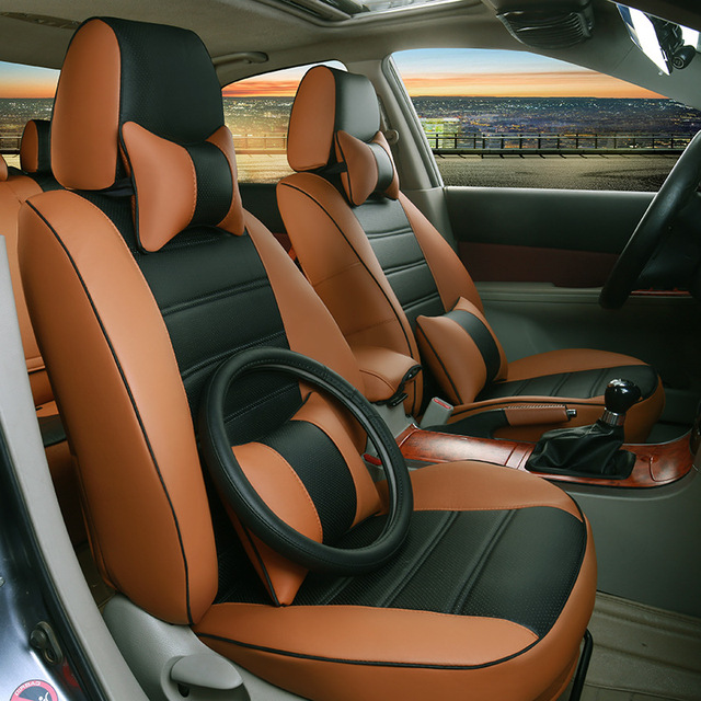 To Your Taste Auto Accessories Custom Luxury Leather Car