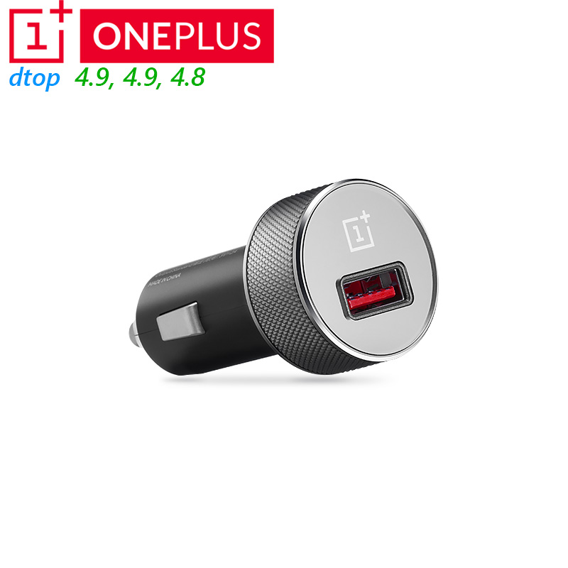 US $22 64 25% OFF Original Oneplus 6 Dash Car Charger Dash Charge  3 4V~5V=3 5A Standard 5V=2A For Oneplus 3 / 3T / 5 / 5T / 6-in Car Chargers  from