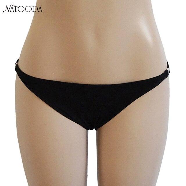 f9d88ed8a32 NATOODA Hot Sale 2017 Sexy Women Panties Transparent Underwear Briefs  Asjustable Detachable Bandage G String Thongs