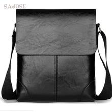 Crossbody Bag For Men Leather Shoulder Bag
